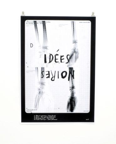 Idées Noires (Poster)